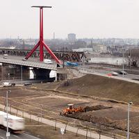 Zöld Pardon a Rákóczi hídnál?