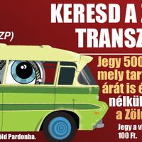 Saját buszjáratot indít a Zöld Pardon!