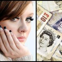Adele a leggazdagabb -  zenészek és gazdagok