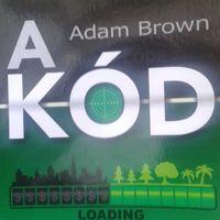 Adam Brown : A kód.