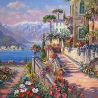 Mediterrán kertek