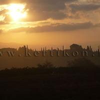 Toscana - emberarcú táj és kertművészeti csemegék