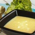 Bolondított brokkoli levese