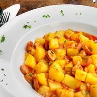 Paprikás krumpli