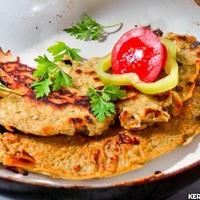 Pestós csicseri-omlett