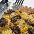 Mustáros rakott krumpli