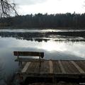 Ölünkbe pottyant utazás: A Bánki-tó télen
