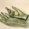 Miriam Schaer kesztyű installációk