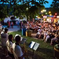 Jazz, bor, buli, Balaton