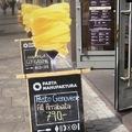 Pasta a városban