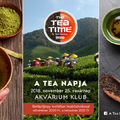 THE TEA PARTY - A Tea Napja