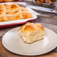 Hot cross bun - az angol húsvéti zsemle