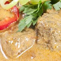 Bombasztikus Bombay curry