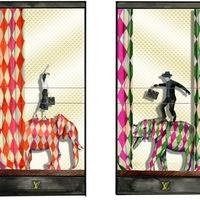 Louis Vuitton Cirkusz