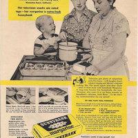Vaj VS. Margarin