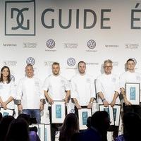 Átadták a Dining Guide éves díjait