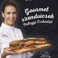 A Costes étterem séfje alkotta meg az OMV új szendvicskínálatát