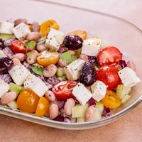 Horaitiki saláta - kicsit másképp
