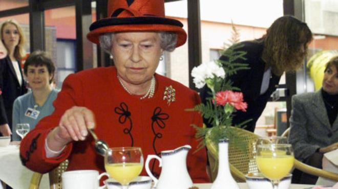 A királynő kedvenc ételei