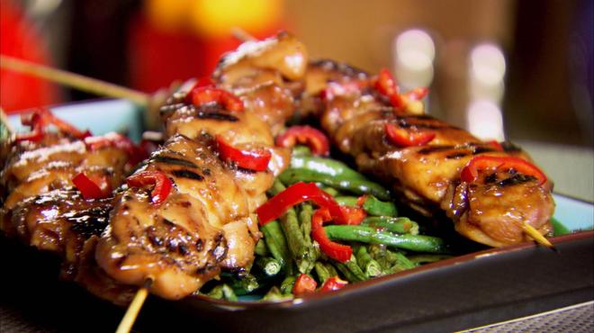 Ázsiai konyha felsőfokon