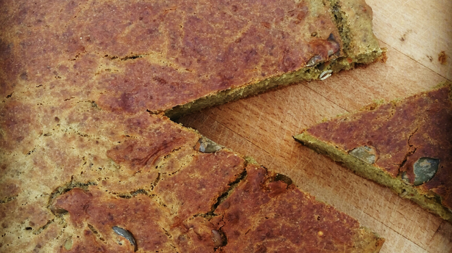 A tökéletes tökmagos kenyér