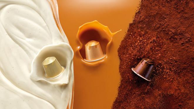 Kifinomult kávék desszertek ihletésével