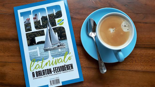 Írtam egy ilyet: TOP 50 látnivaló a Balaton-felvidéken