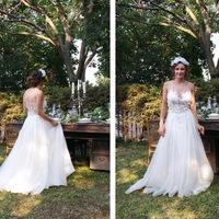 Esküvői szettem