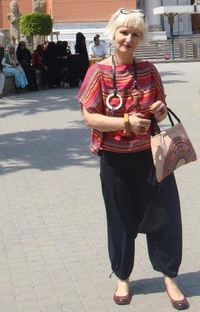 skartdress Cairóban