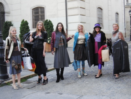 Eco fashion show - Sopron