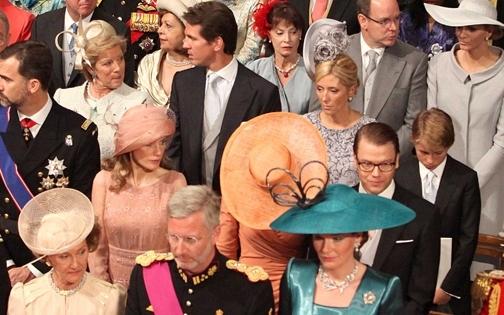 Királyi esküvő kalapjai