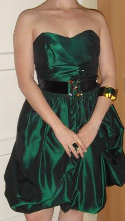 Vintage koktél ruha Lanvin stílusban