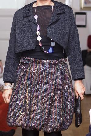 Elegáns Kosztüm trükkel