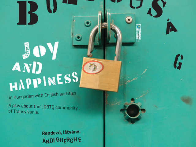 Öröm és boldogság - Teatru 3G Színház