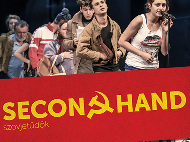 Secondhand – szovjetűdök