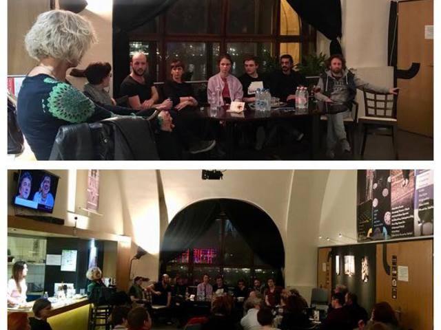 Woyzeck – közönségtalálkozó