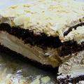 Bailey's torta, na meg a pia házilag