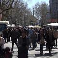 Első nap Barcelonában