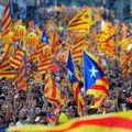 Népünnepel a függetlenedéséért harcoló Katalónia