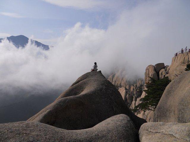 Seoraksan Nemzeti Park (설악산국립공원)