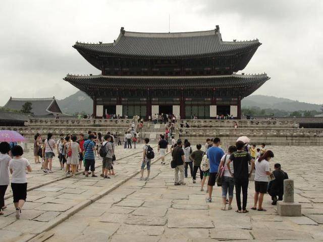 Gyeongbokgung palota (경복궁)