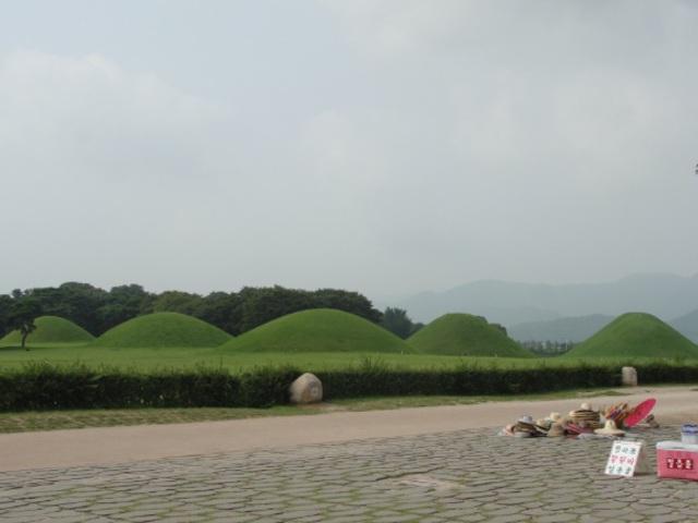 Gyeongju, a falak nélküli múzeum (경주)