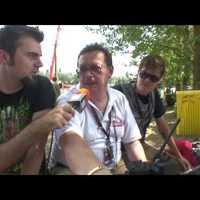 SalvadorCsabi nagy napja 50 órás ébrenlét után a Hegyalja 2010-es fesztiválon