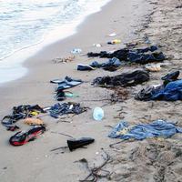Se elindulni, se maradni - menekültek az Égei-tengeren