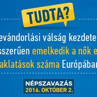 Magyar nők! Nem véd meg titeket a kormány, mert plakátolnivalója akadt