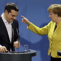 Nem csak a görögöket, de a demokráciát is kicsinálják Merkelék?