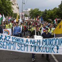 Április 15-én 2 órás, április 20-án egész napos sztrájk jöhet az oktatásban!