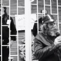 Zátrok László, a hajléktalan szomszéd