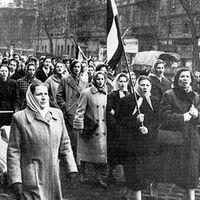 Asszonytüntetés, 1956 december 4