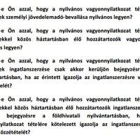 Itt az új magyar köztársaság 19 népszavazási kérdése!